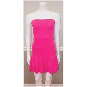 Noelle Solid Tube Dress